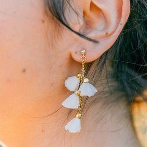 LES COURONNES DE VICTOIRE Agata earrings